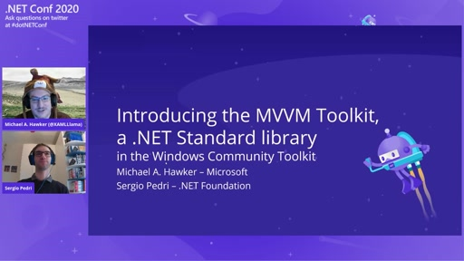 Introducing the MVVM Toolkit, a .NET Standard Library in the Windows Community Toolkit