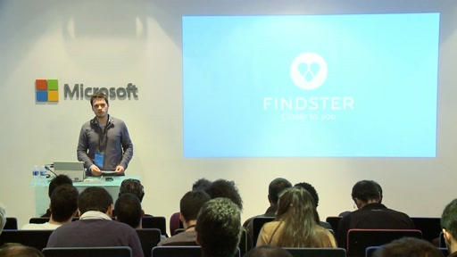 Portuguese IoT Showcasing - Findster
