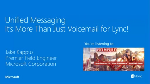 Unified Messaging, It's More than Just Voicemail for Lync!
