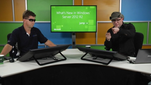 What's New in Windows Server 2012 R2: (08) Web Application and Platform