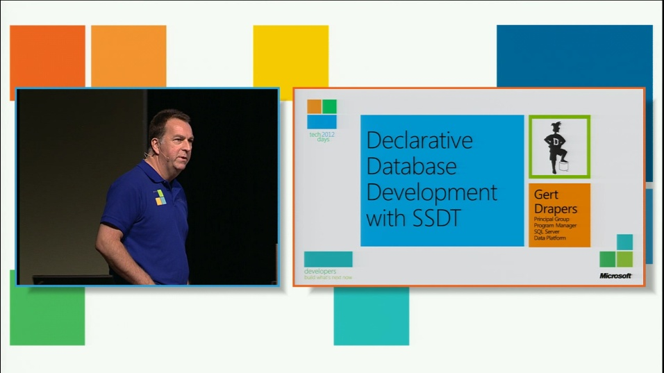 Declarative Database Development with SSDT