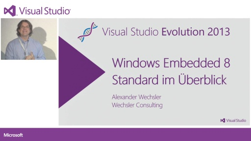Windows Embedded 8 Standards im Ueberblick