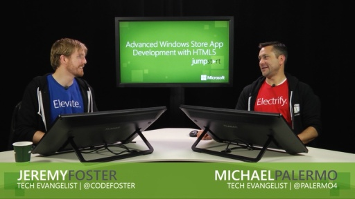 Advanced Windows Store App Development with HTML5: (05) Data, Files and Encryption