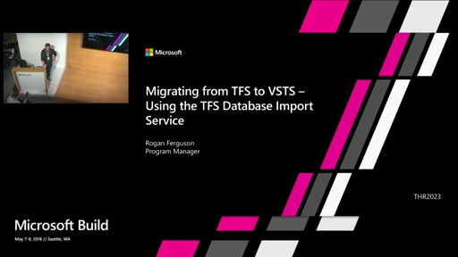 Migrating from TFS to VSTS – Using the TFS Database Import Service