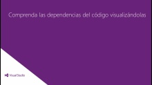 Visual Studio Ultimate 2012: Comprenda las dependencias del código visualizándolas