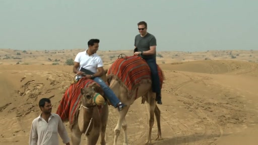 Road Trip Dubai: Taking Project and OWA offline to the desert