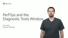 PerfTips and the Diagnostic Tools Window