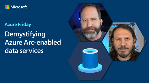 Demystifying Azure Arc-enabled data services
