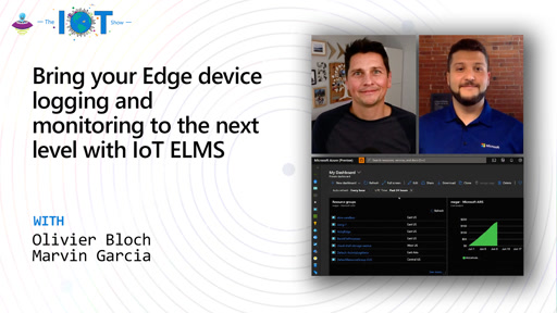 Bring your Edge device logging and monitoring to the next level with IoT ELMS