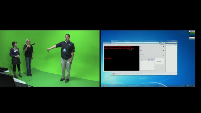Kinect for Windows SDK Beta Launch CodeCamp Demos #02