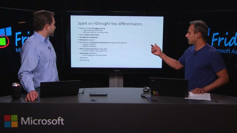 Apache Spark on Azure HDInsight with Asad Khan