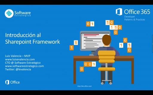 Introduccion al Sharepoint Framework