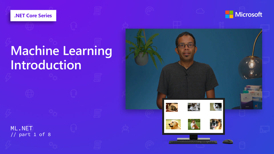Video of Machine Learning Introduction