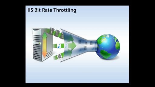 Bit Rate Throttling