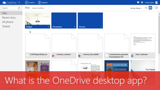 Use OneDrive on your devices