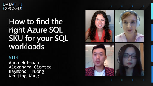 How to find the right Azure SQL SKU for your SQL workloads