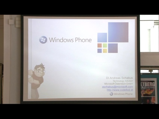 Windows Phone 7 Mango Development - Teil 1 - Windows Phone Plattform
