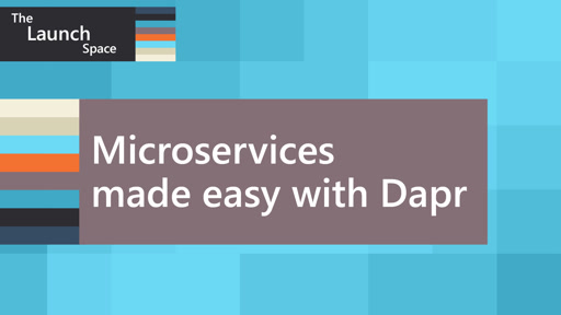 Microservices made easy with Dapr