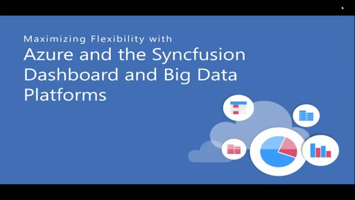 Maximizing Flexibility with Azure and the Syncfusion Dashboard and Big Data Platforms