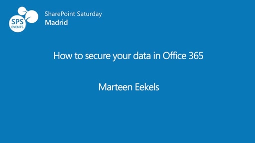 How to secure your data in Office 365