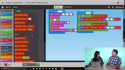 Announcing Microsoft MakeCode for Minecraft Windows 10