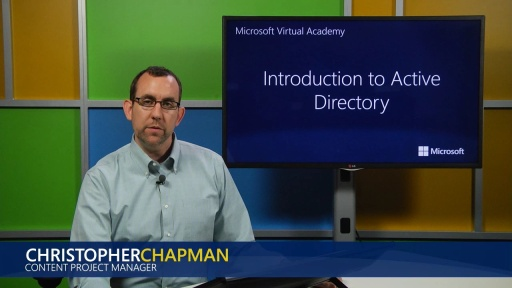 Microsoft Active Directory: An Introduction: (01) Active Directory Domain Services (DS)