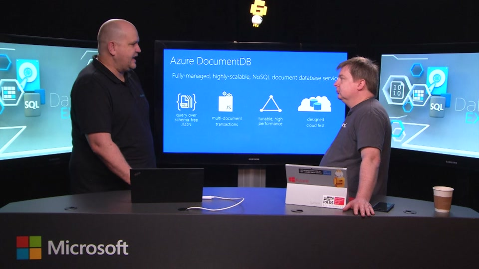 DocumentDB General Availability and What's New!