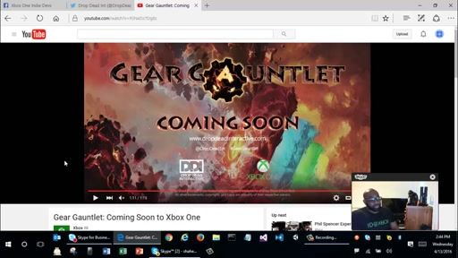 Xbox Q&A: Gear Gauntlet on Xbox One