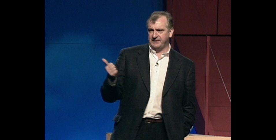 PDC 1996 Keynote with Douglas Adams