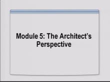 VS2008 Training Kit: The Architect Perspective