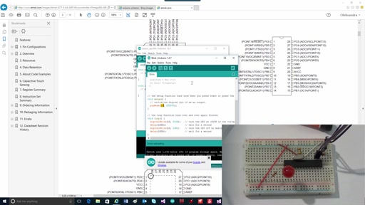 Bonus Video: Programming an Arduino microcontroller without any dev board