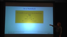 C++ and Beyond 2012: Scott Meyers - Universal References in C++11