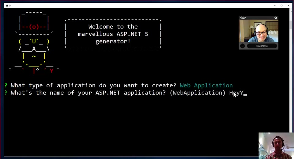 ASP.NET Monsters #11 - Yeoman Generators for ASP.NET Core and MVC