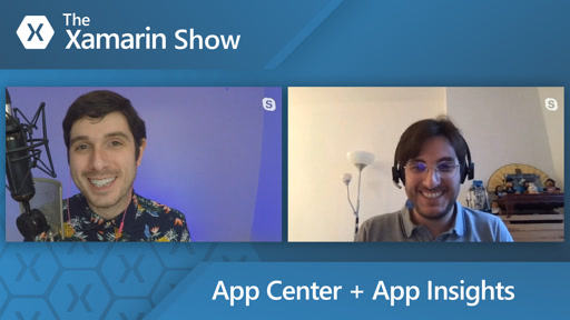 App Center + App Insights = Better Together | The Xamarin Show