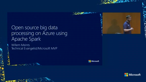 Open Source big data processing on Azure using Apache Spark