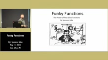 Funky Functions by Spencer Jobe