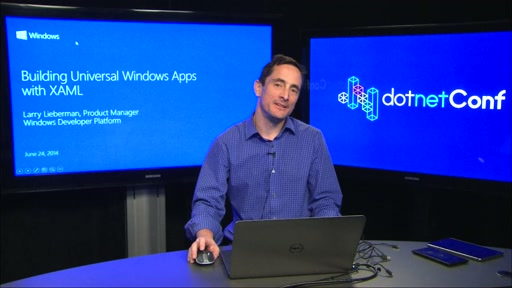 Building Universal Windows Apps with XAML and C# in Visual Studio