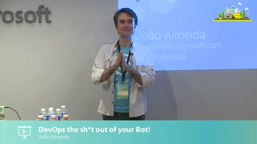DevOps the sh*t out of your Bot!