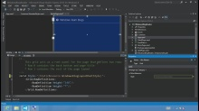 C# Blog Reader - 6 - Creating a consistent look with styles