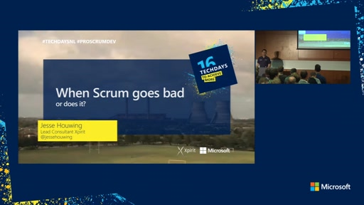 When Scrum goes Bad