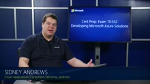 70-532: Developing Microsoft Azure Solutions