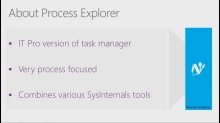 Utilizing SysInternals Tools for Windows Client: (03) ProcessExplorer