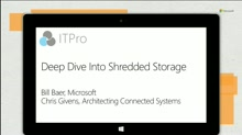 SharePoint storage architecture, 2001-present inside and out