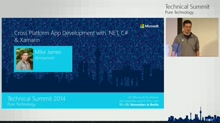 Cross Plattform App Development mit .NET, C# und Xamarin