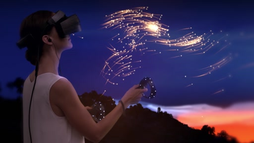 Microsoft Outlines Mixed Reality Vision and Unveils Samsung Windows Mixed Reality Headset