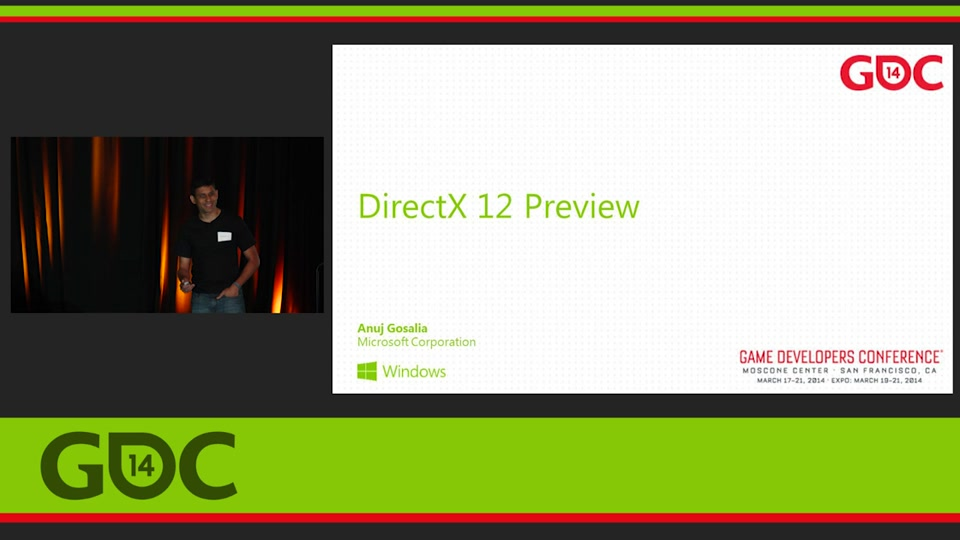 DirectX 12: Multiadapter Unreal Engine 4 | DirectX on