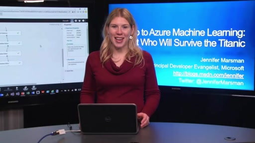 Using Azure Machine Learning to Predict Who Will Survive the Titanic - Part 2
