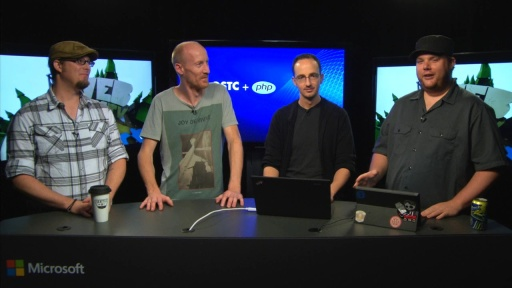 Learn about the Performance Improvements in PHP on Windows from Pierre Joye and Stephen Zarkos