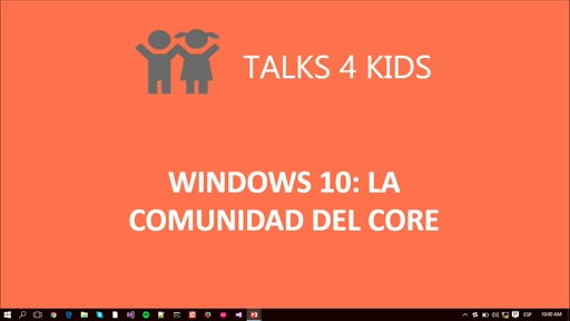 Windows 10: La comunidad del core