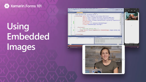 Xamarin.Forms 101: Using Embedded Images